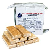 SOS Food Labs SOS Emergency Food Ration Bars