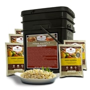 Wise 120 Serving Entree Bucket, Freeze Dried Food