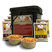 Wise 56 Serving Breakfast and Entree Bucket, Freeze Dried Food