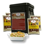 Wise 60 Serving Entree Bucket, Freeze Dried Food