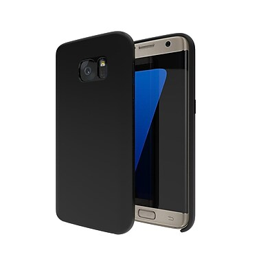 Axessorize Allure Cell Phone Case for Galaxy S7, Black (SAMA1070)