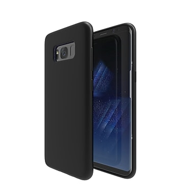 Axessorize Allure Cell Phone Case for Galaxy S8 Plus, Black (SAMA2310)