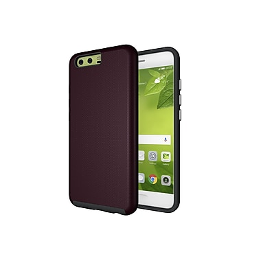 Axessorize PROTech Cell Phone Case for Huawei P10 Plus, Burgundy Red (HUAR1222)