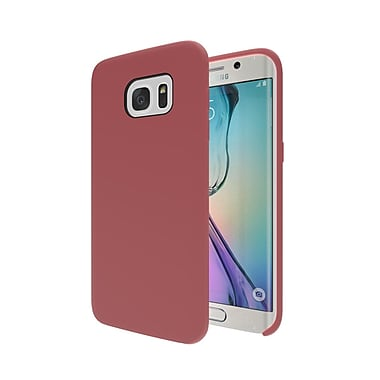 Axessorize Allure Cell Phone Case for Galaxy S7 edge, Red Coral (SAMA1132)