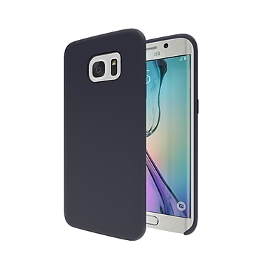 Axessorize - Étui Allure pour cellulaire Galaxy S7 edge, bleu cobalt (SAMA1131)