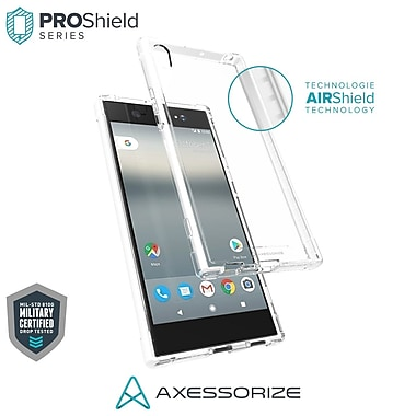 Axessorize PROShield Cell Phone Case for Sony Xperia XA1 Ultra, White (SONP1411)