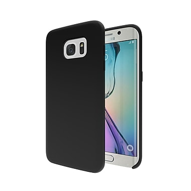 Axessorize Allure Cell Phone Case for Galaxy S7 edge, Black (SAMA1130)