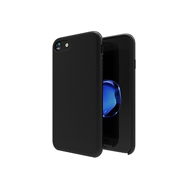 Axessorize Allure Cell Phone Case for iPhone 8/7, Black (IP7A1000)