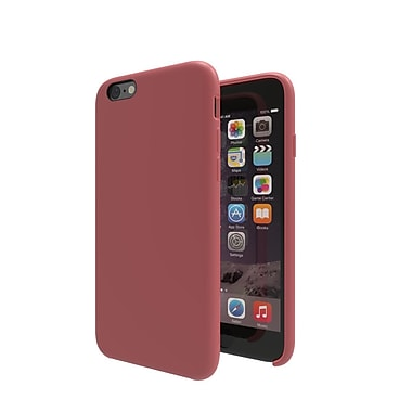 Axessorize Allure Cell Phone Case for iPhone 6/6S, Red Coral (IP6A1044)