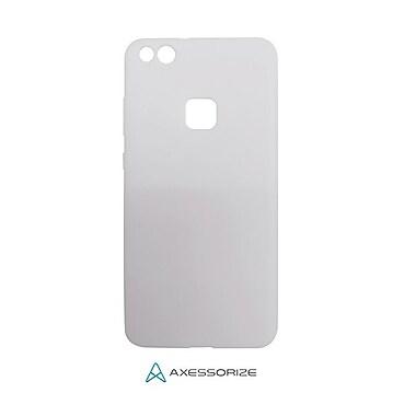 Axessorize - Ensemble d'étui/protecteur d'écran en verre trempé pour Huawei P10 lite, incolore (HUA1212)