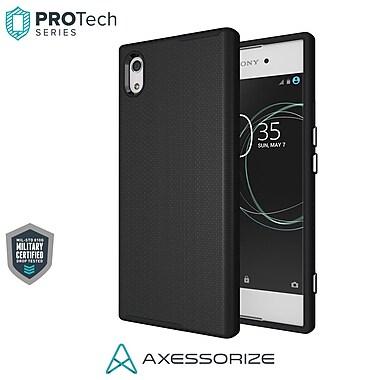 Axessorize - Etui PROTech pour cellulaire Sony Xperia XA1, noir (SONR1400)