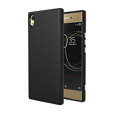 Axessorize PROTech Cell Phone Case for Sony Xperia XA1 Ultra, Black (SONR1410)