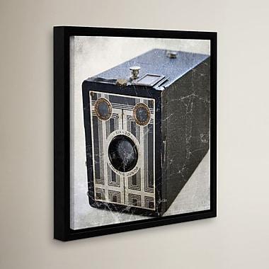 Williston Forge 'Brownie Junior II' Framed Photographic Print; 24'' H x 24'' W x 2'' D