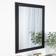Darby Home Co Framed Beveled Accent Mirror; 32'' H x 26'' W x 1'' D