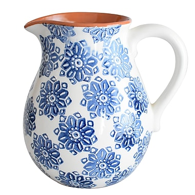 Latitude Run Elaina Hand-Painted 2 oz Pitcher