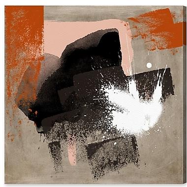 Ivy Bronx 'Bucket' Painting Print on Canvas; 43'' H x 43'' W