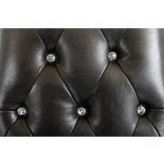 Everly Quinn Stefania Italian Leather Tall Club Chair