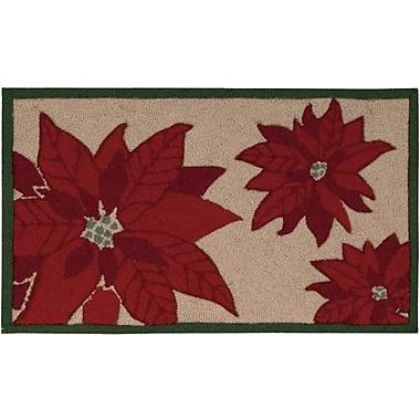 Red Barrel Studio Powers Rectangle Doormat