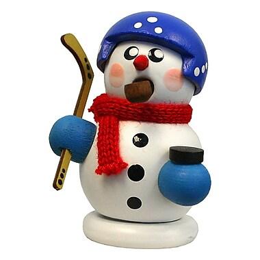 The Holiday Aisle Dregeno Snowman Hockey Incense Burner