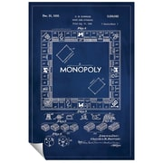 Successories Monopoly Patent Wall Decal; 36'' H x 24'' W