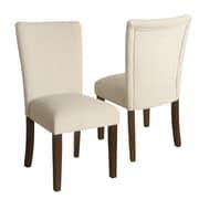 Alcott Hill Kovach Parsons Chair (Set of 2)