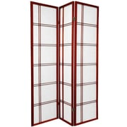 Mistana 70'' x 51'' Boyer 3 Panel Room Divider