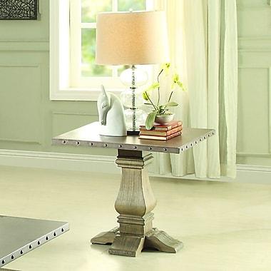 One Allium Way Perryman End Table