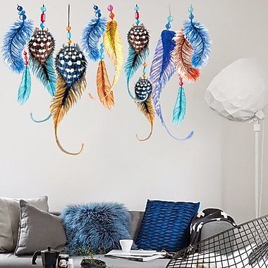 RetailSource Feathers of Feathering Wall Decal