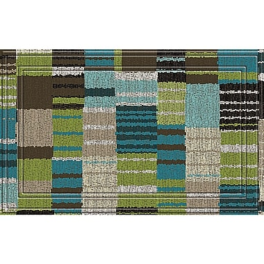 Red Barrel Studio Haynesville Weave Tara Stripes Rug Pad