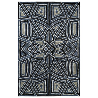 Bloomsbury Market Devereaux Hand Tufted Gray Area Rug; 8' x 11'