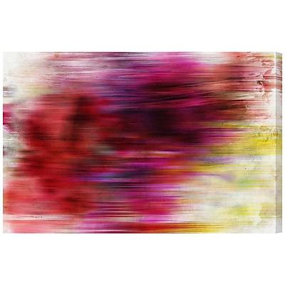 Ivy Bronx 'Millefoglie' Graphic Art on Wrapped Canvas; 10'' H x 15'' W