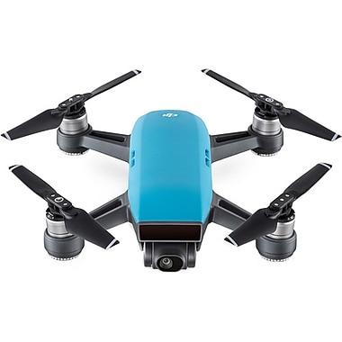 DJI – Offre groupée Fly More pour Spark, drone quadricoptère d'égoportrait, bleu ciel (CP.PT.000902)