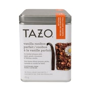 Tazo Vanilla Rooibos Herbal Infusion Full-Leaf Tea