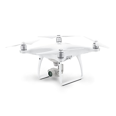 DJI – Drone quadricoptère professionnel Phantom 4 Advanced, blanc (CP.PT.000689)