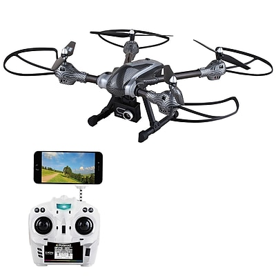 "Image of """"""Polaroid PL800 Camera Drone with Wi-Fi. 21.65"""""""" x 20"""""""" x 7"""""""""""""""