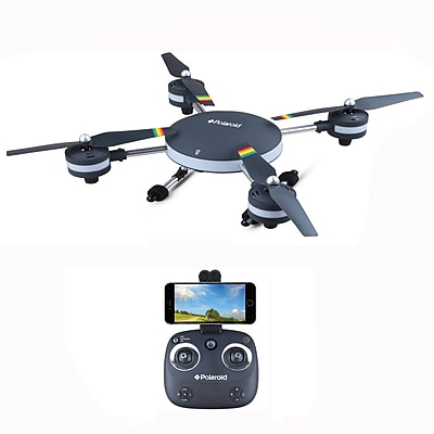 Polaroid PL3000 Camera Drone with Wi-Fi. 16.54