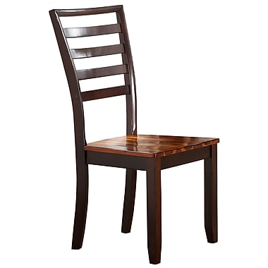Alcott Hill Lannon Solid Wood Dining Chair