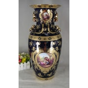 Astoria Grand Belmore Limoges Style Floor Vase