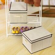 Rebrilliant Large Foldable Storage w/ Lid Box (Set of 3)