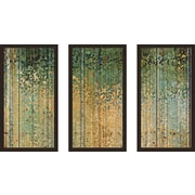 Latitude Run 'My Counsel Shall Stand, Isaiah 46:10' Framed Painting Print Multi-Piece Image on Glass