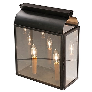 Darby Home Co Easton 2-Light Outdoor Sconce