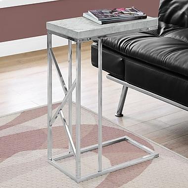 Ebern Designs Sampson Metal C Table