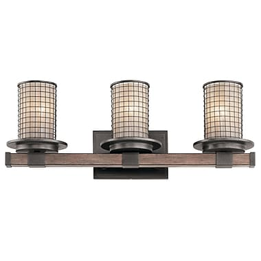 17 Stories Laudalino 3-Light Vanity Light