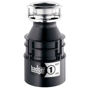 InSinkErator Badger 1/3 HP Continuous Feed Garbage Disposal; Yes