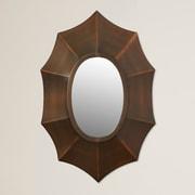 Bloomsbury Market Wood Framed Wall Mirror