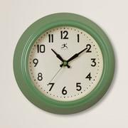 August Grove Modern 8'' Round Wall Clock