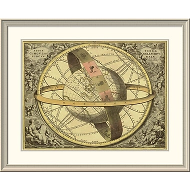 East Urban Home 'Maps of the Heavens: Circulis Coelestibus' Framed Print; 32'' H x 40'' W x 1.5'' D