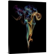 Global Gallery 'Burning Spoon II' by Aida Laneva Graphic Art on Wrapped Canvas