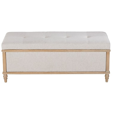 One Allium Way Penning Storage Ottoman