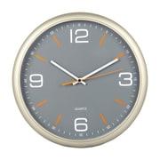 Orren Ellis Contemporary 11.8'' Round Wall Clock